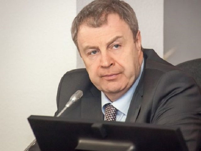 Виталий Бахметьев оставляет пост руководителя Магнитогорска