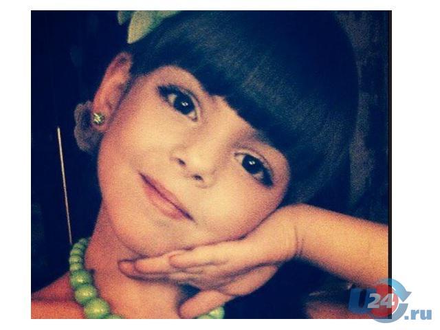 ВТроицке милиция ищет украденную отцом 6-летнюю девочку