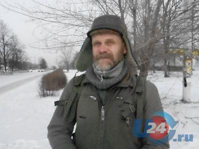 Алексей Орлов сменил 36-килограммовый крест на руль велосипеда