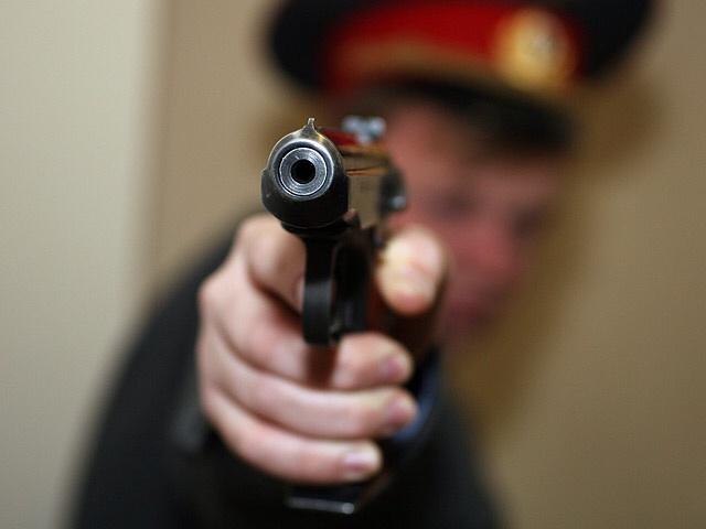 ВЧелябинской области полицейским остановили нетрезвого водителя после погони сострельбой