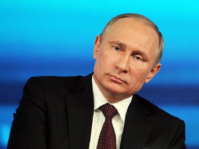 Путин овозможности отмены контрсанкций против Запада: фиг им!
