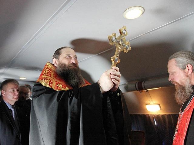 В небе над Челябинской областью состоялся воздушный крестный ход