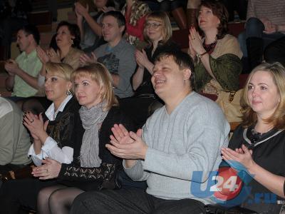 Школа № 9 в машгородке отметила 35-летие