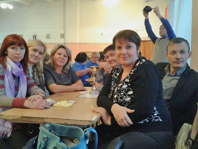 Команда троицких педагогов из школы №39 взяла кубок фестиваля «Что? Где? Когда?»
