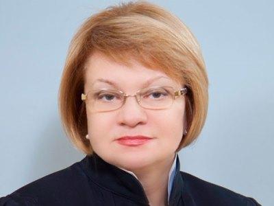 Елена Каширина назначена и.о. председателя Челябинского областного суда