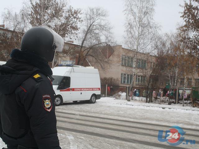 В Троицке на АЗС нашли взрывное устройство