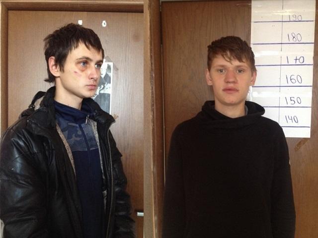 ВЧелябинске двое парней ограбили ребенка