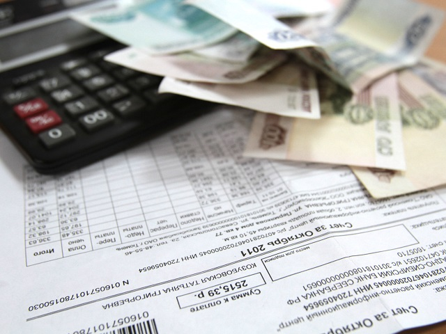 Тарифы на«коммуналку» удержат вновом году на прошлом уровне