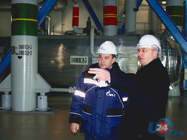 Сенатор оценил новый энергоблок на Троицкой ГРЭС