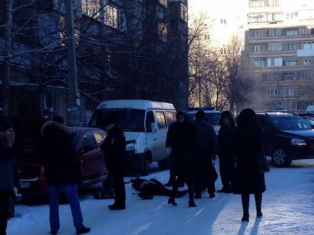 ВМагнитогорске бизнесмена убили наулице