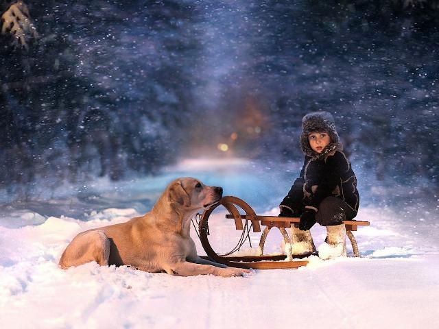 ВМосковской области сегодня будет морозно иоблачно