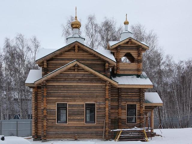 Язычника, поджегшего православный храм, отправили вколонию надва года