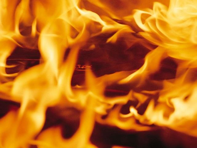 ВЧелябинске из-за пожара эвакуировали граждан девятиэтажки