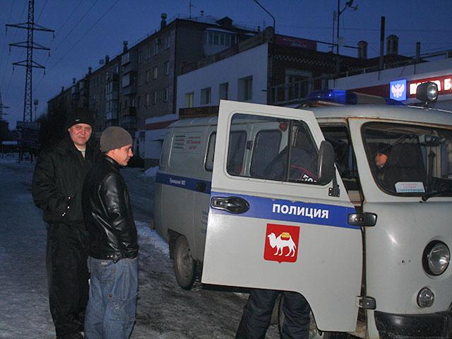 Троицкие полицейские провели операцию «Ночь»