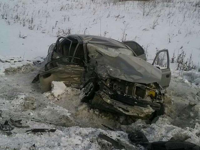 ВДТП под Чебаркулем один умер, двоих госпитализировали