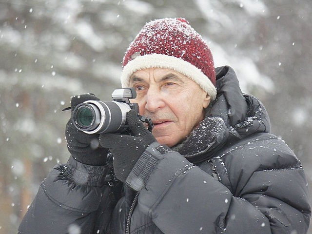 Ушел из жизни самый известный миасский фотограф Михаил Терентьев