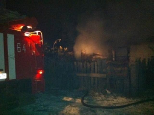 Три человека, втом числе ребенок, погибли впожаре вЧелябинске