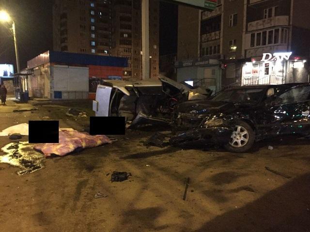 Дело водителя Mersedes, угробившего четырех человек вчелябинском такси, передано всуд