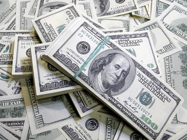 Курс доллара установил антирекорд марта 2017