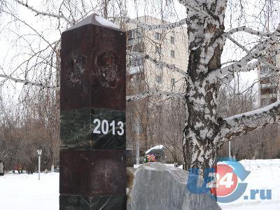 15 февраля афганцев встретит поврежденный вандалами памятник