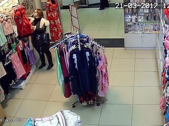 Видео из магазина женского белья материал для женского белья