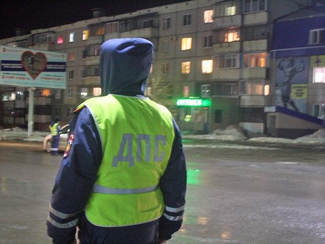 В Троицке за ночь задержали десять преступников