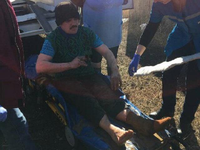 ВТроицке мужчина выжил, упав в9-метровый колодец