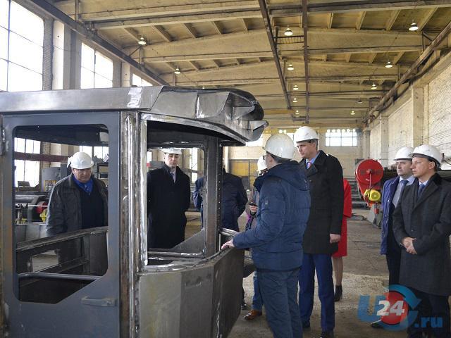 Машиностроители вЧелябинской области дали трактору название «Станислав»