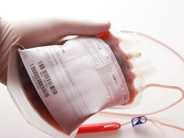 Челябинцы смогут стать донорами крови вцентре города