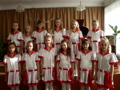 Южноуральские дети споют в Сочи