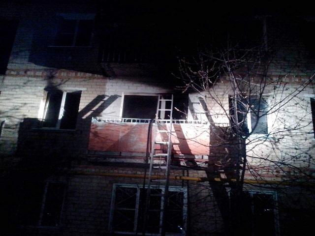 В Троицке в сгоревшей квартире обнаружили двух погибших