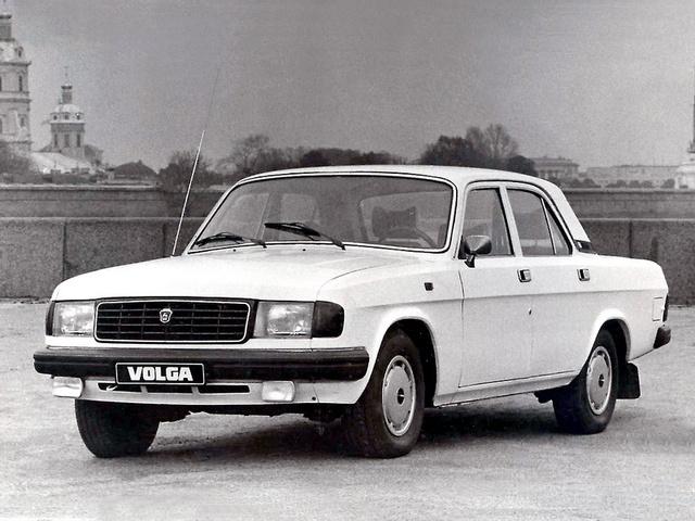 В РФ планируют восстановить производство авто марки «Волга»