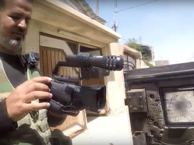 Камера GoPro спасла жизнь корреспонденту вИраке
