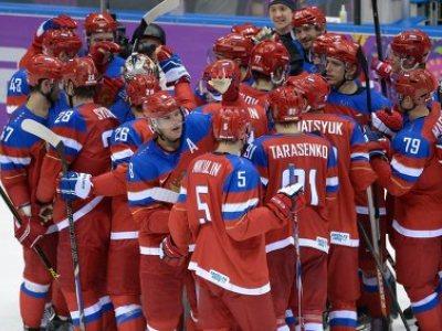 Сборная России по хоккею выиграла у норвежцев