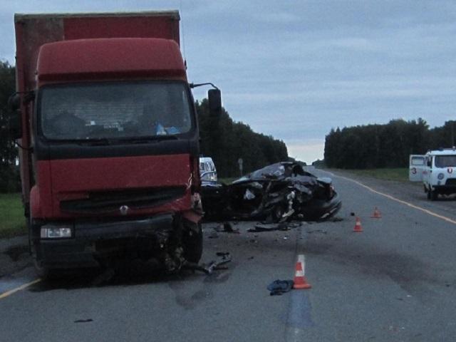 ВДТП натрассе между Челябинском иКурганом погибла женщина