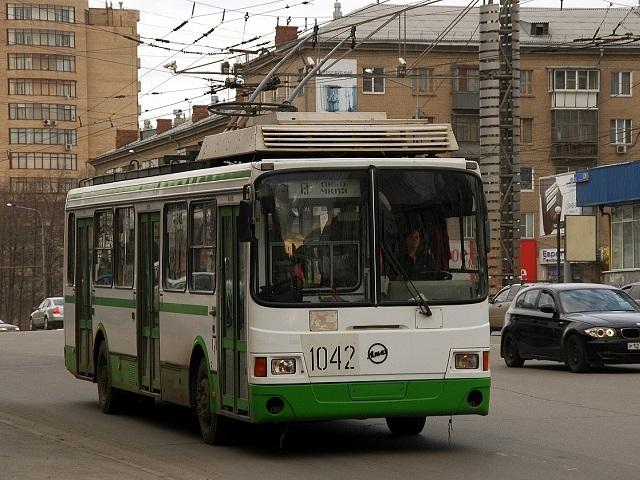 Ограничение для троллейбусов насеверо-западе Челябинска продлено до4июля