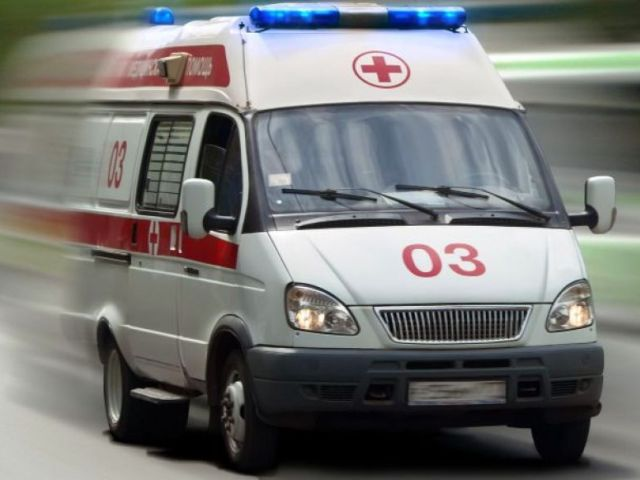 ВЧелябинске навстречной полосе столкнулись «скорая» и иностранная машина
