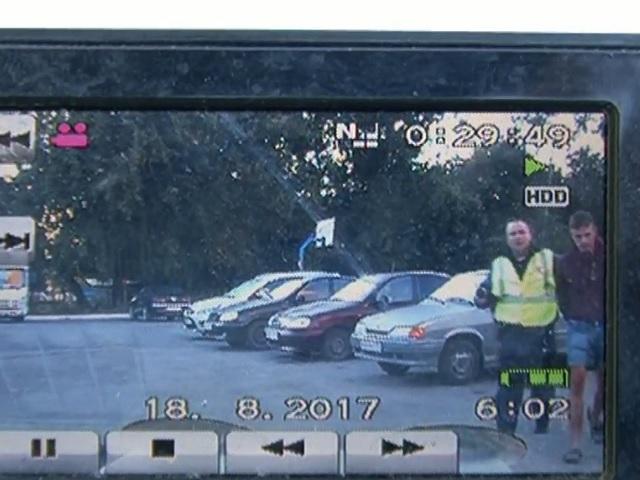ВЧелябинске работники ГИБДД устроили погоню заугонщиками ВАЗа