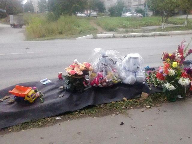 Сбитый автомобилисткой трехлетний ребенок скончался в больнице