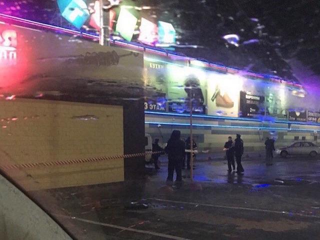 Гостей иперсонал эвакуировали изчелябинского ТРК «Алмаз»