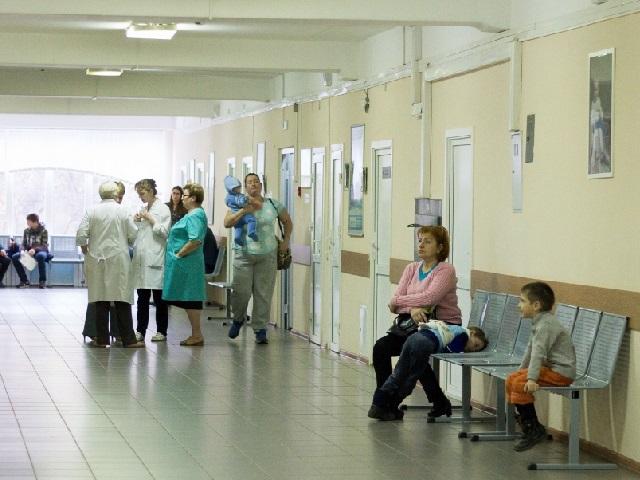 В Роспотребнадзоре подсчитали процент здоровых детей в России