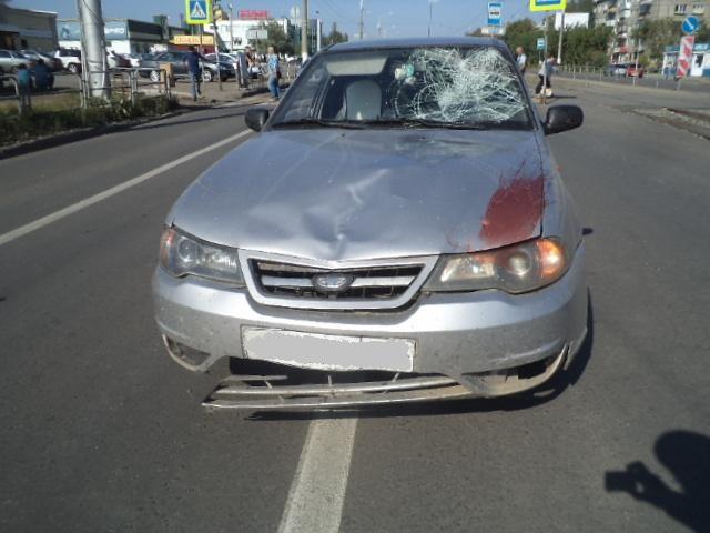 ВМагнитогорске шофёр «легковушки» сбил насмерть пенсионерку