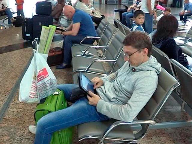 Рейс вТурцию изЧелябинска задержали насутки