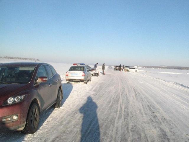 Южноуральца будут судить за смерть 5-ти человек вДТП наскользкой дороге