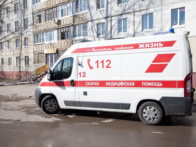 ВЧелябинске ребенок выпал изокна восьмого этажа