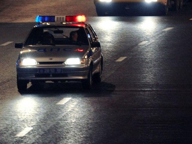 Под Миассом шофёр сбил насмерть пешехода и исчез
