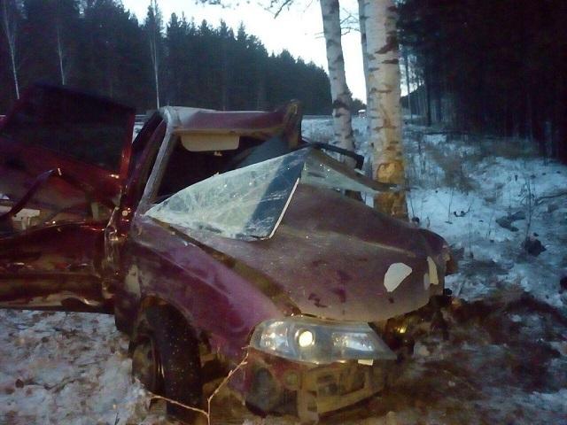 Молодой бесправник умер , вылетев вкювет вЧелябинской области