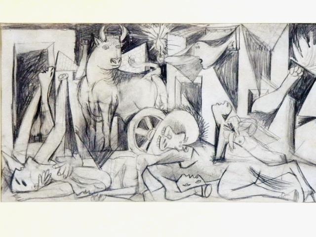 Неменее 60 работ Пикассо представят навыставке вЧелябинске