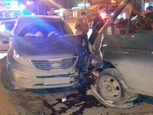 Пьяный челябинец на ГАЗели устроил тройное ДТП. Пострадал пешеход