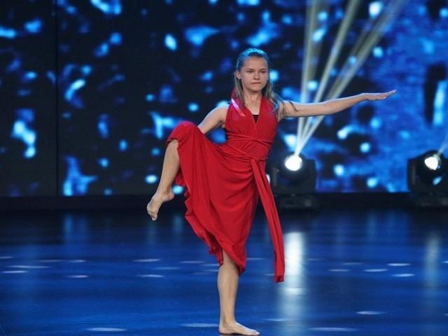 «Тысупер!» молодая копейчанка вышла вполуфинал известного телешоу